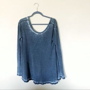 BOGO Free People • Mineral Wash Swing Thermal